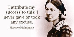 """I attribute my success to this I never gave or took any excuse."" - Florence Nightingale http://ift.tt/2DlxO6r (expatsparis1) Tags: expats paris expatriates france europe immigration immigrants"