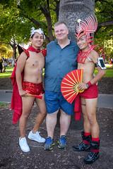 40th Sydney Mardi Gras (AegirPhotography) Tags: sydney mardi gras 2018 40th anniversary australia glbti lgbti gay lesbian pride costume