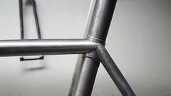 Major cycles Bruderherz seatstay cluster details (picnicker74) Tags: majorcycles bruderherz road steelframe steelbike framebuilding rahmenbau stahlrahmen bespoked handmade reynolds853 853proteam
