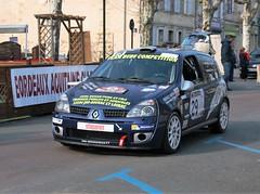 #29 Renault CLIO RS (kinsarvik) Tags: castillonlabataille gironde bordeauxaquitaineclassic rallye rally