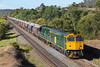 2018-01-21 SSR 442s5-C510 Picton Top bridge 3248 (deanoj305) Tags: ssr southern shorthaul railroad 3248 442s5 c510 picton nsw new south wales australia au grain train