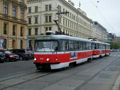 Brno tram No. 1658 (johnzebedee) Tags: tram transport publictransport vehicle brno czechrepublic johnzebedee