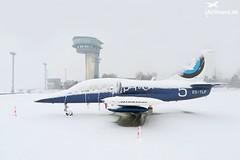 ES-TLP Eagle Aviation Academy Aero L-39C Albatros (airliners.sk, o.z.) Tags: airlinerssk aerovodochody l39c eagleaviationacademy bratislava lzibbts