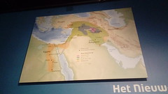 Map of ancient Middle East (michael_s_pictures) Tags: map kaart middleeast middenoosten egypte egypt babylonia babylonie assyria assyrie nineveh nineve