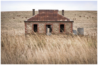 Old farmhouse, South Australia