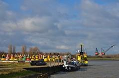 RWS Rozenburg (Hugo Sluimer) Tags: portofrotterdam port haven onzehaven botlek landtongrozenburg landtong nlrtm nederland zuidholland holland