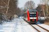 LINT 41 der Nordbahn in Wakendorf (Lilongwe2007) Tags: deutschland fahrzeuge lint 41 nordbahn schleswig holstein schnee eisenbahn züge verkehr öpnv eis winter wakendorf bahnstrecke oldesloe segeberg neumünster