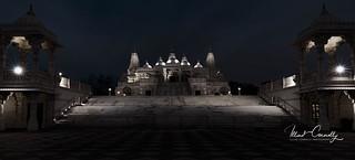 Palace at Dusk