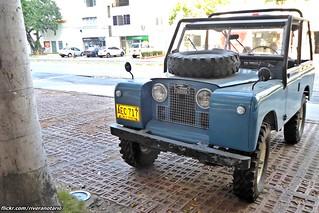 Land Rover Santana - Cartagena, Colombia