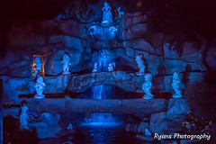 Can you name all 7 dwarfs? (rookieoftheyear98) Tags: disneyland disney disneymagic seven dwarfs nightphotography nocturnal longexposure orangecounty snowwhite