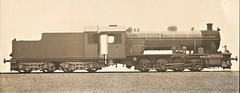 India Railways - East Indian Railways - EIR Type XF 0-8-0 steam locomotive (Beyer Peacock Locomotive Works, Manchester-Gorton 6499 / 1928) (HISTORICAL RAILWAY IMAGES) Tags: steam locomotive india eir railways bp beyerpeacock manchester gorton