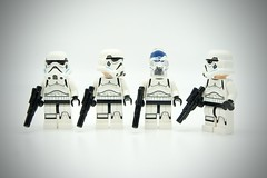 LEGO Stormtrooper Skull