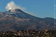 Etna e Trecastagni (Fabrizio Zuccarello) Tags: etna sicily sicilia volcanoes vulcani italy italia nature natura geology geologia