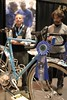 Best Road Bicycle, of course! (Shu-Sin) Tags: nahbs north american handbuilt bicycle show bicycles bike hartford ct connecticut peter weigle jpw best road award first place