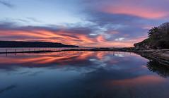 Reflection || Malabar Rock Pool (David Marriott - Sydney) Tags: malabar newsouthwales australia au long bay rock pool reflection dawn sunrise sydney