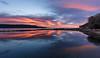 Reflection    Malabar Rock Pool (David Marriott - Sydney) Tags: malabar newsouthwales australia au long bay rock pool reflection dawn sunrise sydney