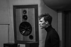 Alabaster Recording Session (S.Wray) Tags: recording music band single debutsingle recordingstudio creative blackwhite bw canon 600d 50mm