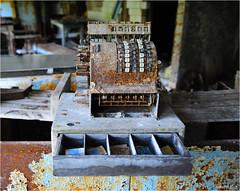 In a Pripyat School (Aad P.) Tags: chernobyl чорнобиль pripyat припять ukraine україна sovietunion cccp nuclearpowerplant radioactivity radiation urbex urbexphotography exclusionzone school classroom cashregister money