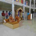 20180127 - HDH Devaprasaddas Ji Swami Visit (10)