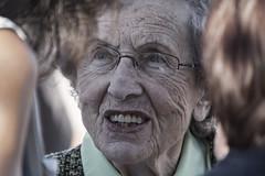 A friendly face (Frank Fullard) Tags: frankfullard fullard smile older age candid street portrait lady irish ireland mayo erris belmullet facetoface face happy communication beauty friendly