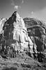 Monument Valley (bpwilby) Tags: 35mm 400speed arizona film ilford ilfordxp2 ilfordxp2400 ilfordxp2super monumentvalley nikon nikonf4 usa utah xp2 bw blackandwhite ricohgr1v ricoh