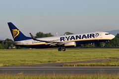 EI-EKB  B737-8AS(WL)  Ryanair (n707pm) Tags: eiekb b737 boeing 737800 737wl airplane aircraft airline airport collinstown eidw dub ireland ryr ryanair 08062013 cn38494 dublinairport