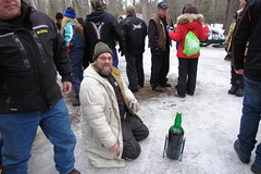 Vintage Days Ride 2018 (RBD111) Tags: winter snowmobile ride trail snow cold sun sled vintage party run team ski track barn raffle prize beer drink after night day morning woman men girls group ticket