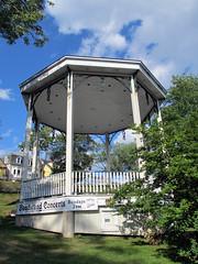 Lunenburg Bandstand (daryl_mitchell) Tags: lunenburg novascotia canada summer 2017 bandstand gazebo