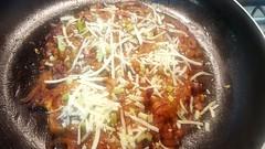 #150118 #jantar #file de frango ao molho #dinner #chicken tomato sauce (i cook my meals daily) Tags: 150118 chicken dinner jantar file