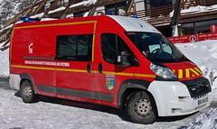 Pompiers Haute-Pyrenees (emergenciases) Tags: bomberos francia ambulancia vehículoderescateyasistenciaavíctimas citroen 112 hautespyrenees altospirineos piauengaly stlarysoulan furgoneta