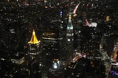 20171007_181 Metlife Tower Empire State Building USA Yhdysvallat New York City NY Midtown  Manhattan (FRABJOUS DAZE - PHOTO BLOG) Tags: usa us america yhdysvallat amerikka newyorkcity newyork nyc ny gotham gothamcity bigapple manhattan midtownmanhattan empirestatebuilding esb skyscraper pilvenpiirtäjä building view näköala observationdeck roof katto observatory terrace kattoterassi metlifetower highrise