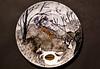 Communion 1 (aislinnnnnnnnn) Tags: ceramics graysonperry plates paintedplates ireland bridgetcleary murder changeling domesticabuse landscape art fineart