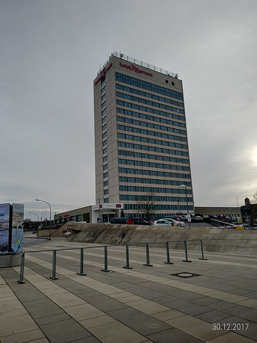 Potsdam, Hotel Mercure