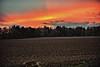 land and sky (camerito) Tags: sunset sonnenuntergang stimmung sky himmel field feld camerito nikon1 j4 flickr wow
