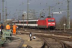 DB 101 032 Basel Bad (daveymills31294) Tags: db 101 032 basel bad baureihe