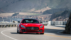 AMG GTR. (Jon Wheel) Tags: mercedesbenz amg gtr tourdelegance pebblebeach california bigsur montereycarweek exotic supercar