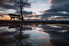 Agregar Título (paconline) Tags: pacogsuarez paconline canoneos5dmarkiv ef35mm14l reflection reflejo brunete colors sunset