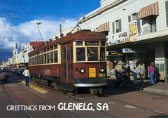 H363, Glenelg, Adelaide, SA. (dunedoo) Tags: hclasstram glenelgtram glenelg jettyroad adelaidetrams adelaide southaustralia sa australia
