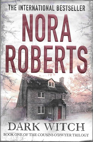 Nora Roberts book fan photo