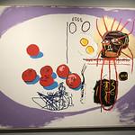Eggs, 1985, Jean-Michel BASQUIAT + Andy Warhol. thumbnail