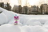 Unikitty loves the snow (Ballou34) Tags: 2018 7dmark2 7dmarkii 7d2 7dii afol ballou34 canon canon7dmarkii canon7dii eos eos7dmarkii eos7d2 eos7dii flickr lego legographer legography minifigures photography stuckinplastic toy toyphotography toys 7d mark 2 ii eos7d stuck plastic in paris4earrondissement îledefrance france fr unikitty snowboard snow winter the movie tlm