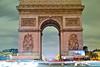 Arc de triomphe de l'Étoile (Marcin Weisbrot) Tags: arcdetriomphe paris night monument