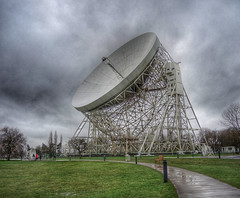 Jodrell Bank Radio Telescope. (Mr_Pudd) Tags: radio telescope radiotelescope jodrellbank hdr lovelltelescope jodrellbankobservatory radioobservatory astronomy radioastronomy