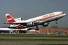 TWA Lockheed L-1011 N31033 (gooneybird29) Tags: flugzeug flughafen aircraft airport airplane airline muc riem lockheed l1011 tristar twa n31033