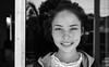 "Christina (Sailing ""Footprints: Real to Reel"" (Ronn ashore)) Tags: christina woman girl beauty eyes face portrait isan thailand bw blackandwhite rangefinder leicam7 leica35mmsummonf28 leica 35mm people"