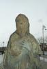 Famine # 4 (Bog Bat) Tags: greatirishfamine 1845 1849 rowangillespie 1997 customhousequay dublindocklands famine dublin capital ireland republicofireland statues sculptures perserverance 1846 ship