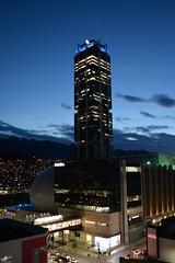 Pabellón M (Orcoo) Tags: mexico monterrey montaña mountain noche nuevoleon ciudad city nocturna night