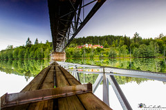 """Flipped bridge • <a style=""""font-size:0.8em;"""" href=""""http://www.flickr.com/photos/126602711@N06/26230670238/"""" target=""""_blank"""">View on Flickr</a>"""