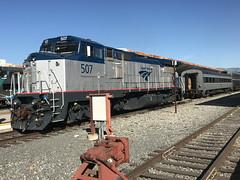 LAUPT 11-8-17 1 (jsmatlak) Tags: amtrak railroad train passenger los angeles union station laupt