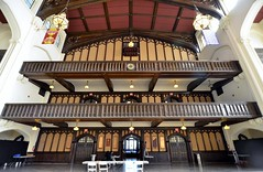 OHNY 2015: City College of New York, 10.18.15 (gigi_nyc) Tags: citycollegeofnewyork nyc ohnyweekend ohny ohnyweekend2015 newyorkcity georgebpost gothicarchitechture shepardhall